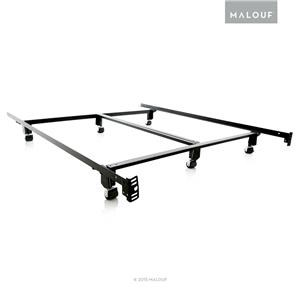 Malouf Bed Frame STEELOCK Bed Frame