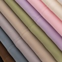 Malouf Brushed Microfiber Queen Woven™ Brushed Microfiber Olympic Sheet Set