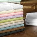 Malouf Brushed Microfiber Split Queen Woven™ Brushed Microfiber Sheet Set