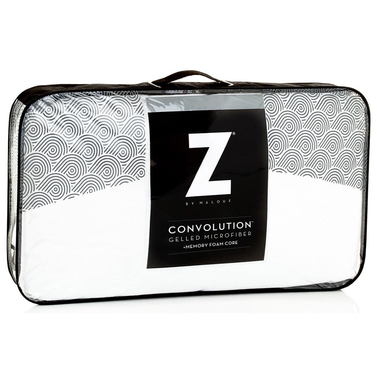 Malouf Convolution™ Queen Convolution™ Pillow - Item Number: ZZQQX2CG