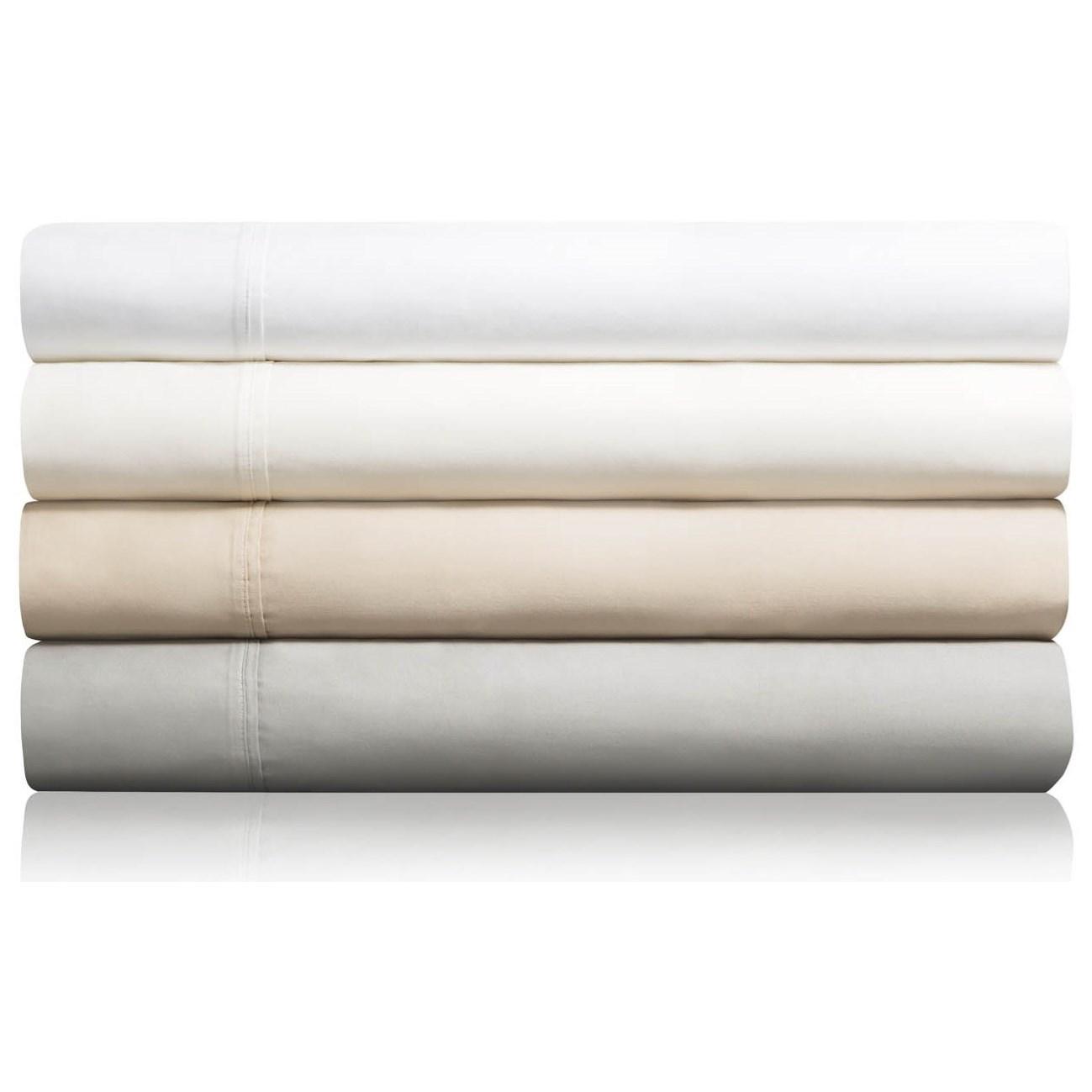 Split King 600 TC Cotton Blend Sheet Set