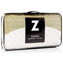 Malouf Dough Standard Dough High Loft Plush Pillow - Item Number: ZZSSHPDF