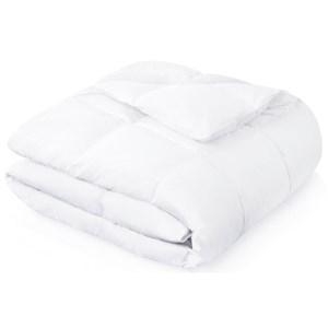 Malouf Down Blend Queen Down Blend Comforter Oversized