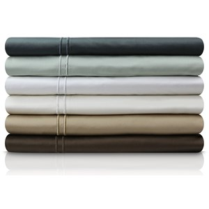 Malouf Egyptian Cotton Queen 600 TC Egyptian Cotton Sheet Set