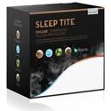 Malouf Encase Omniphase Standard Encase Omniphase Pillow Protector - Item Number: SLOTSTPE