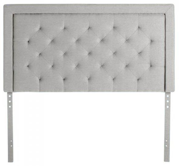 Hennessy Queen Headboard by Malouf at HomeWorld Furniture