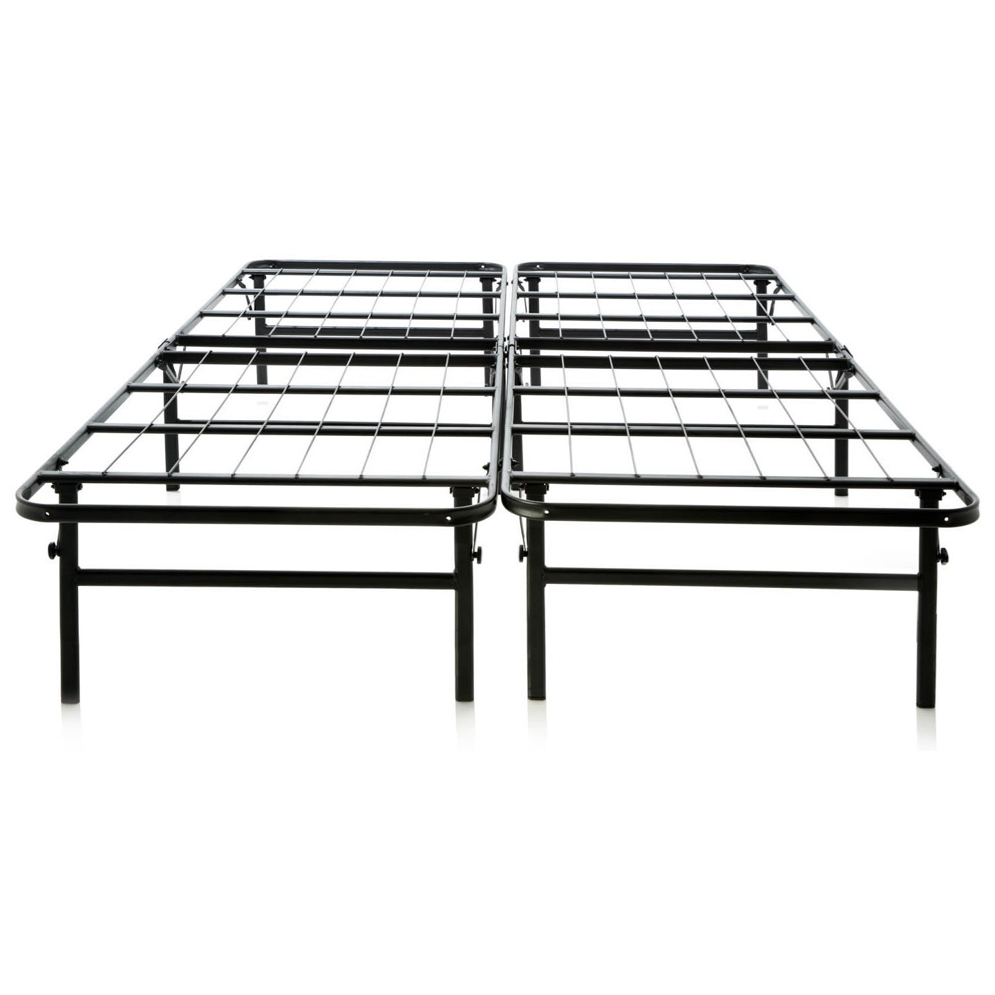 Malouf Highrise™ Cal King Highrise™ LTH Bed Frame - Item Number: ST2218CKFP