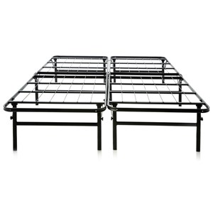 malouf highrise queen highrise lth bed frame