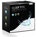 Malouf Pr1me Terry Olympic Queen Pr1me Terry Mattress Protector - Item Number: SL00OQMP