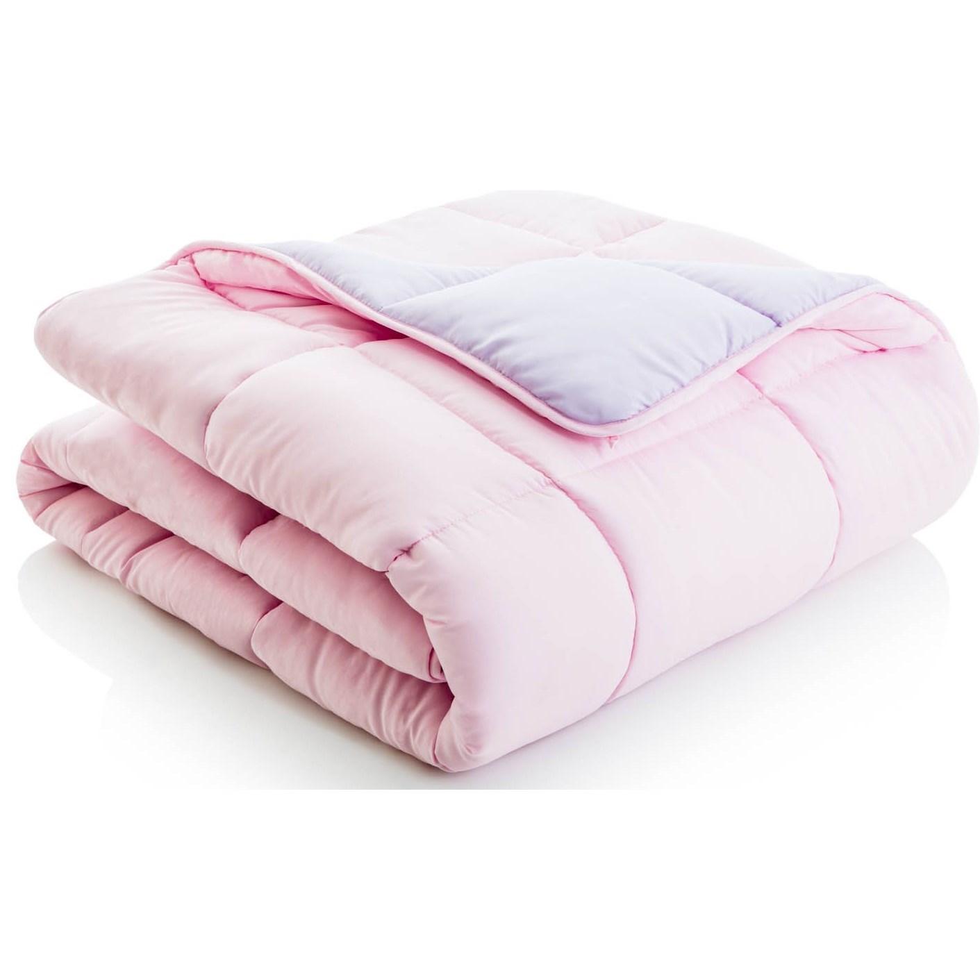 Malouf Reversible Bed in a Bag Split Cal King Reversible Bed in a Bag - Item Number: MA01SCLIBHBB
