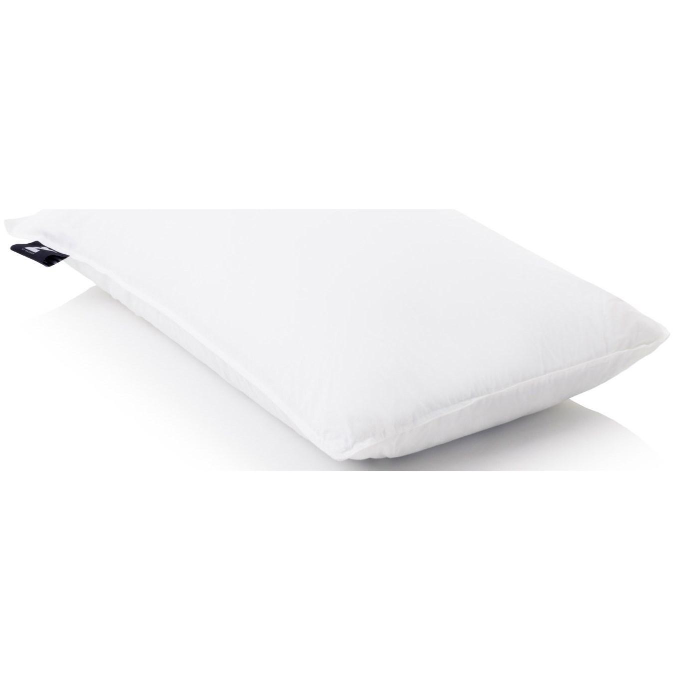 Malouf Shredded Latex and Gelled Microbifer Std Shredded Latex+Gel Microfiber Pillow - Item Number: ZZSSSXGM