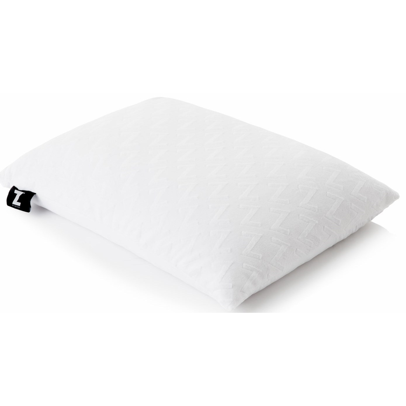 Malouf Shredded Latex Queen Shredded Latex Pillow - Item Number: ZZQQ00SX