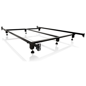 Malouf Steelock Queen Steelock Bolt-On Bed Frame