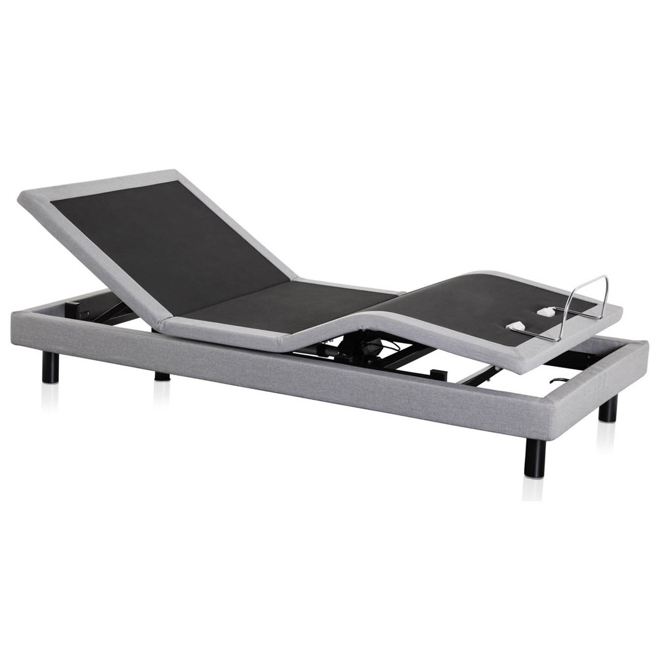 Malouf Structures M510 Adjustable Bed Base Twin Extra Long ...