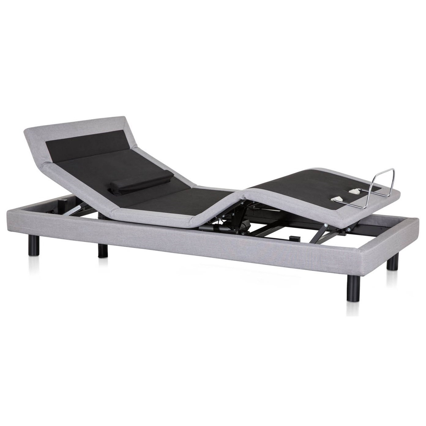 Malouf Structures S700 Adjustable Bed Base Twin Extra Long ...