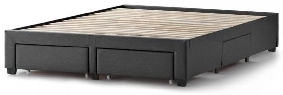 Watson Cal King Storage Bed by Malouf at HomeWorld Furniture