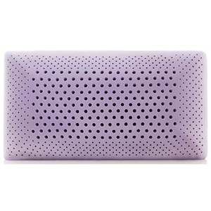 Queen Zoned Dough Lavender Pillow