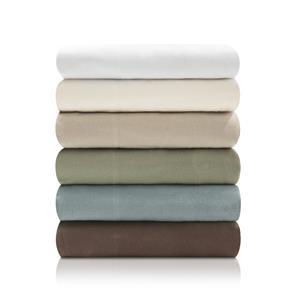 Malouf Fine Linens Woven Sheets Portuguese Flannel Sheet Set