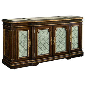 Carson by Marge Carson Aria Credenza