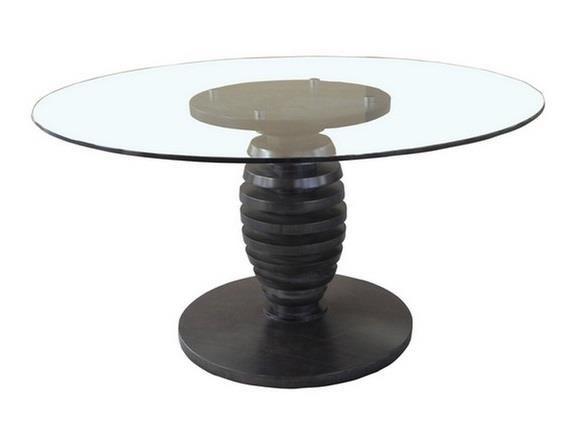 "Maria Yee Metro 54"" Dining Table - Item Number: 220-10664"