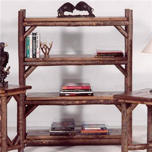 Marshfield Bayfield Tables 4-Tier Shelf Unit