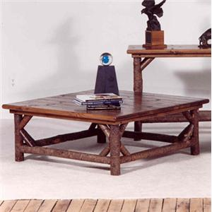 Marshfield Bayfield Tables Square Coffee Table