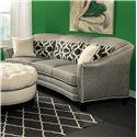 Marshfield Doris II Conversation Sofa - Item Number: 1977-37-7836