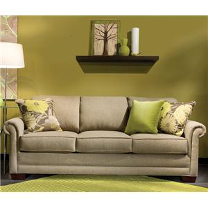Marshfield Simply Yours Custom Built Queen Sleeper Sofa