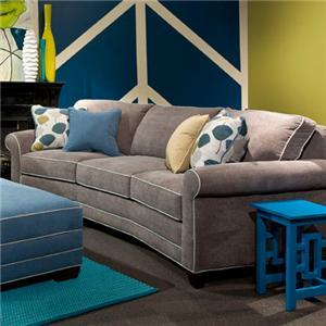 Marshfield Simply Yours Custom Built Conversation Sofa
