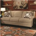 Marshfield Tanner Sofa with Queen Sleeper - Item Number: 1979-03+06