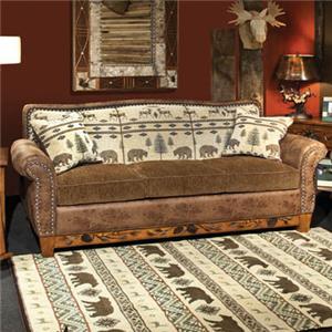Marshfield Woodland Sofa