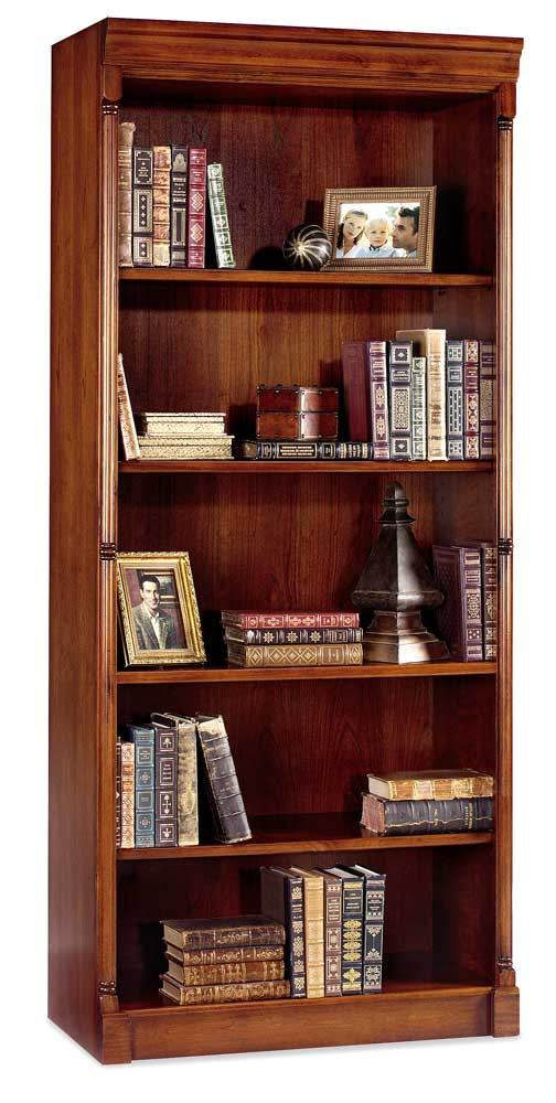 kathy ireland Home by Martin Mount View Open Bookcase - Item Number: IMMV3479