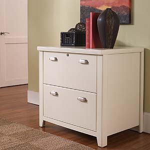 kathy ireland Home by Martin Tribeca Loft 2-Drawer Lateral File