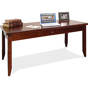 kathy ireland Home by Martin Tribeca Loft Writing Table
