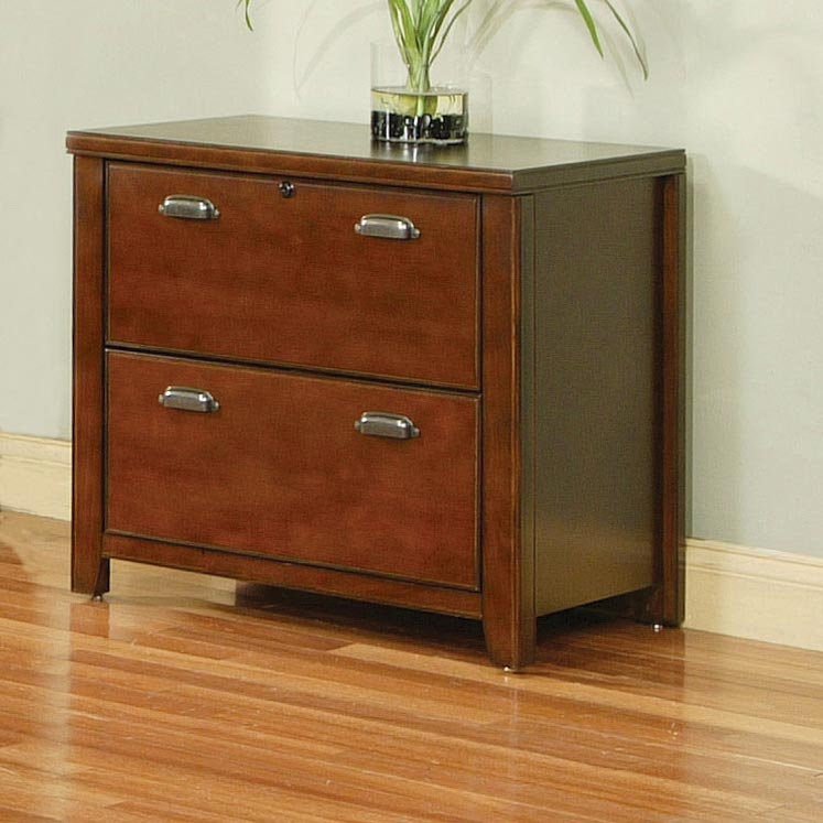 kathy ireland Home by Martin Tribeca Loft 2-Drawer Lateral File - Item Number: TLC450