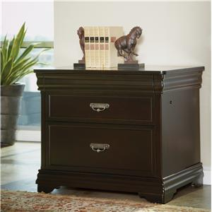 Martin Home Furnishings Beaumont Two Drawer Lateral File