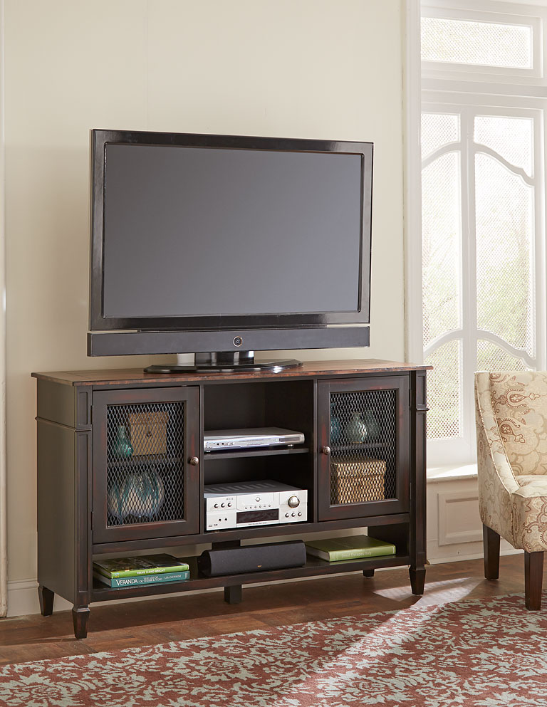 Deluxe TV Console