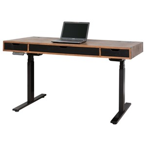 Martin Home Furnishings Motus Electric Sit/Stand Desk