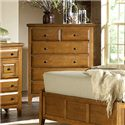MasterCraft Retreat 6 Drawer Chest
