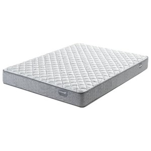 "Belfort Mattress Casselbury Firm King 9 3/4"" Firm Innerspring Mattress"