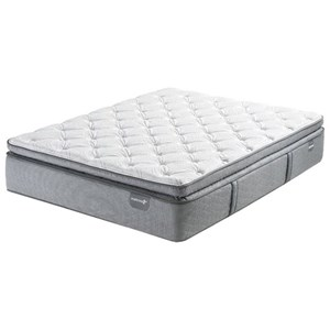 "Mattress 1st Everett Valley Super Pillow Top Queen 14 1/2"" Super Pillow Top Mattress"