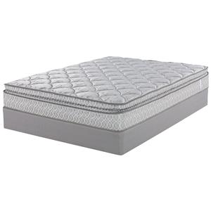 Mattress 1st Lakeport Queen Super Pillow Top Mattress