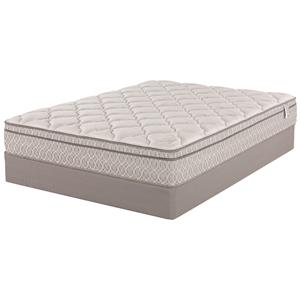 Belfort Mattress Cecilia Full Euro Top Mattress