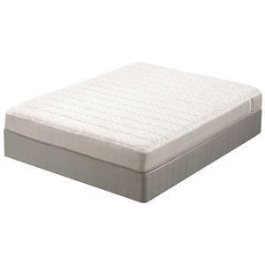Mattress 1st Napton Queen Firm Memory Foam Mattress Set