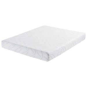 "Belfort Mattress Newson Plush Queen 8"" Plush Gel Memory Foam Mattress"