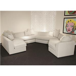 Max Home 2H20 4 Piece Sectional
