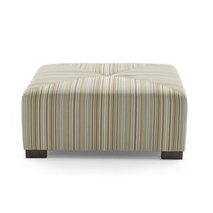 Max Home 52XU-CBS Square Cocktail Ottoman