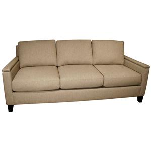 Gentil Max Home 8ZAJ Stationary Sofa