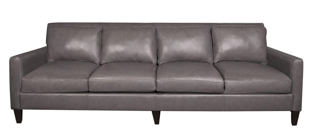 Bon Aiden U0026 Blair Brennan Brennan 100% Leather Sofa   Item Number: 486294641