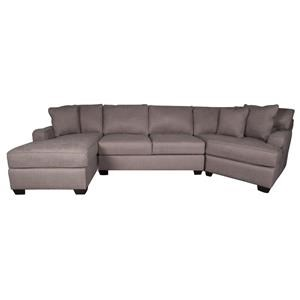 Aiden & Blair Joni Joni Sectional Sofa